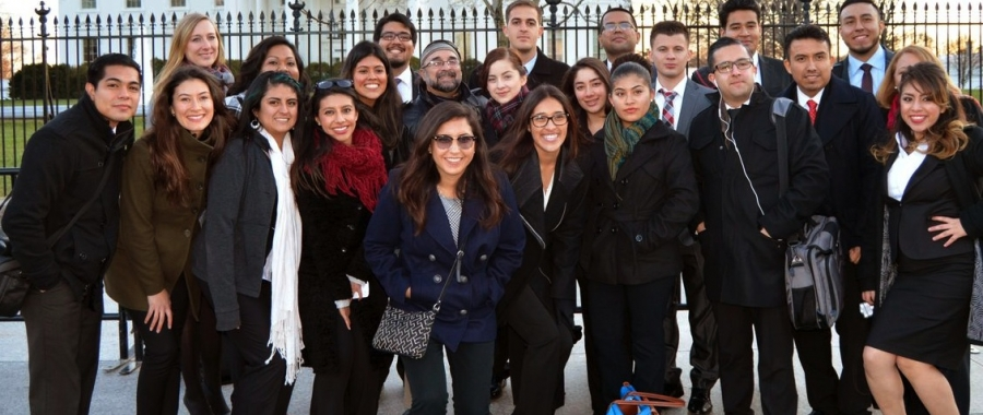 http://newsroom.ucla.edu/stories/ucla-chicana-o-studies-students-present-daca-data-at-the-white-house