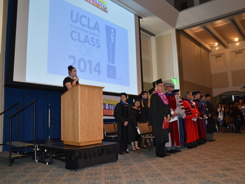 Class of 2014 Graduation Ceremony