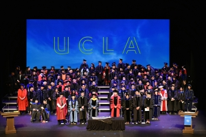 Doctoral Hooding 2019
